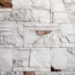 VASPO lámaný kámen mix bílosivý