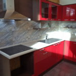 Kuchyň Lina
